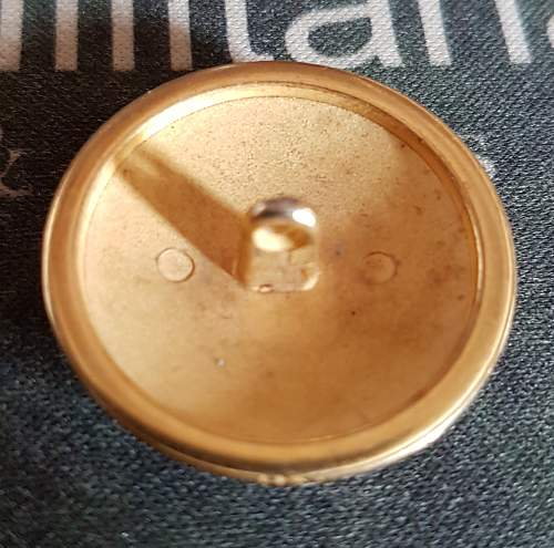 Unknown Japanese button type thingy bob