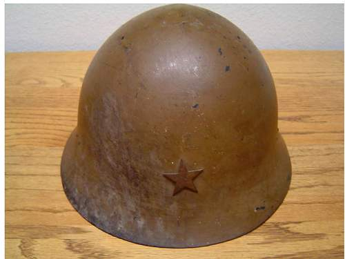 Is this an authentic m90 Japanese Helmet?