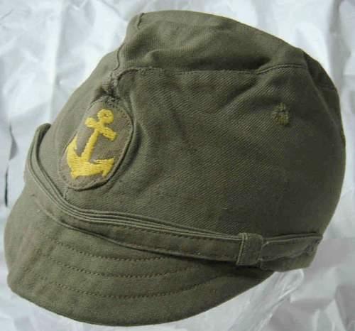 Japanese cap: Are saying original or fake?