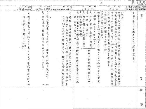 Short Development History of Type 95 Gunto