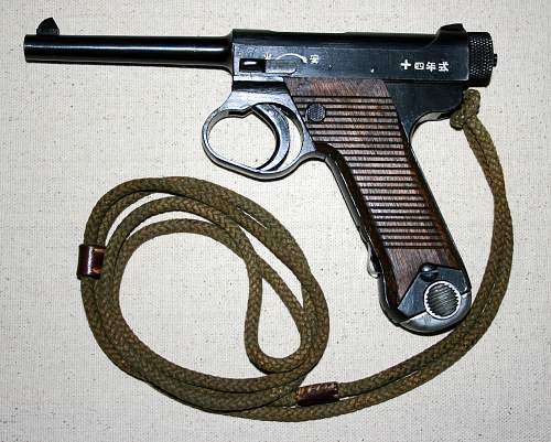 Fully Matching Type 14 Pistol Rig