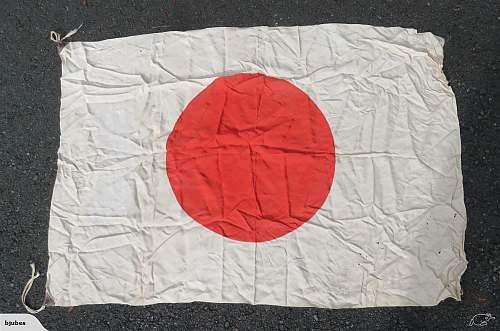 Japanese meatball flag - translation needed please.