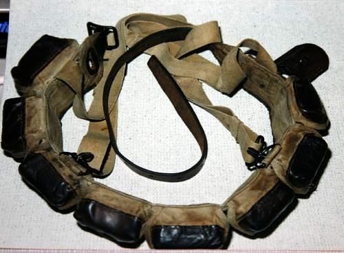 Army Paratrooper Bandoleer