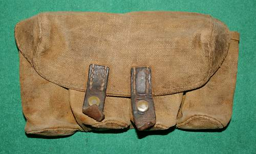"""""""Knee Mortar"""" Ammo Pouches"""