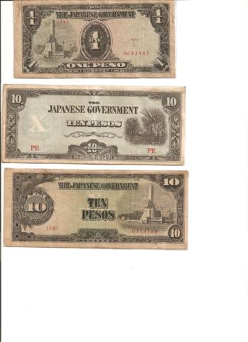 Japanese government-issued dollar