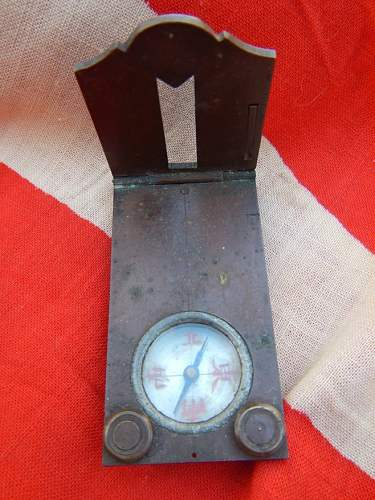Help with Japanese Compass