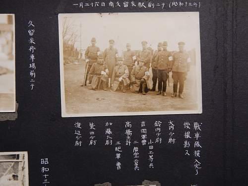 Interesting Japanese Album Photos with Captions