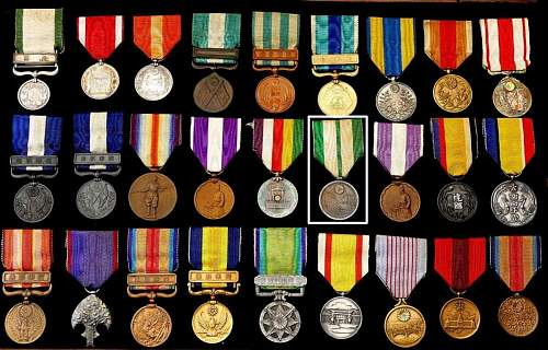Commemorative Medals of the Empire of Japan