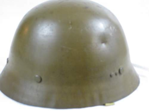 Help with a Japanese helmet