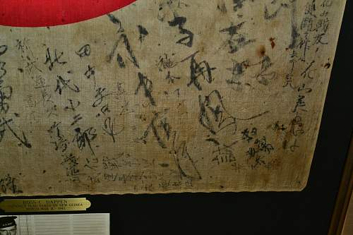 Japanese Prayer flag for review, Looks interesting