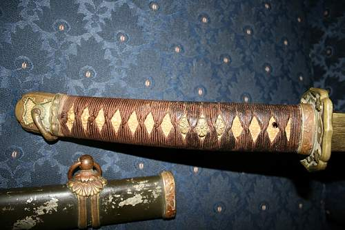 Want Information on Grandfather's Sword