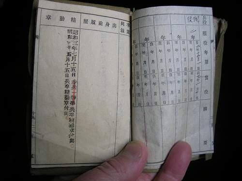 My first pass book