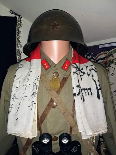 IJA Mannequin display