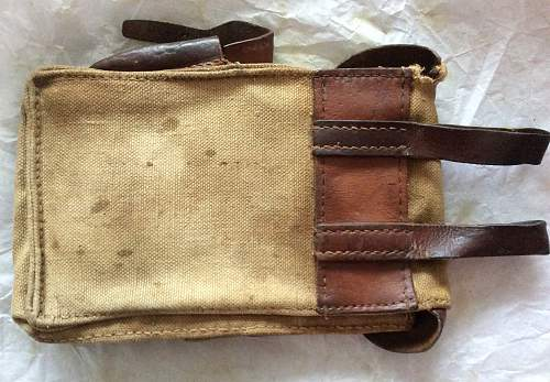 Help with unknown pouch please