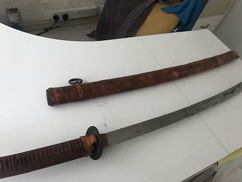 Real or Fake Samurai Sword
