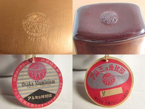 Help with Japanese characters & manufacturers