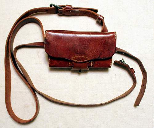 Cavalry ammo pouch