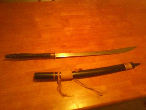 What kind of sword is this?