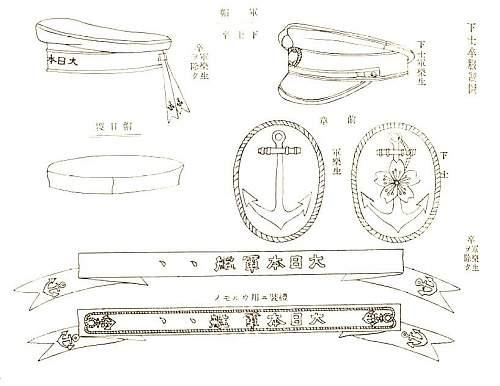 Imperial Japanese Navy(?) headband(?) vet bringback