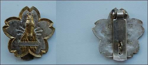 Army Proficiency Badges - cast???