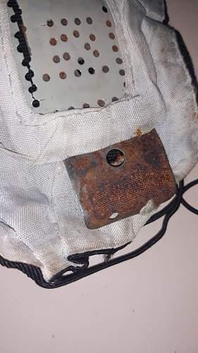 The strange item in a pocket