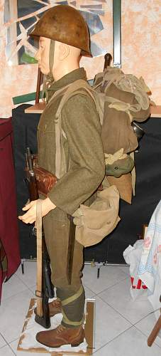 Mannequin of Japanese Soldier opinions please