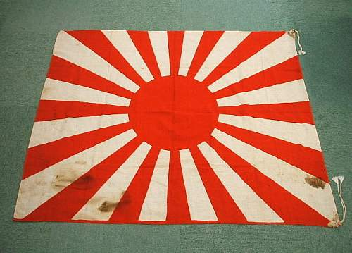 Opinions about Japanese(Rising sun) Flag