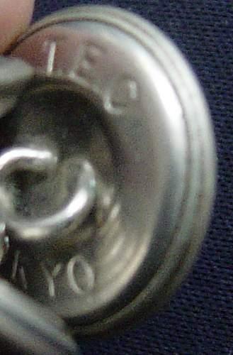 Japanese button?