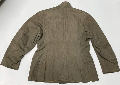 Help with a Jacket