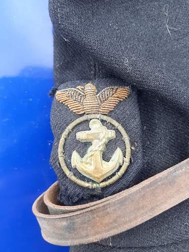 Navy Field Cap???
