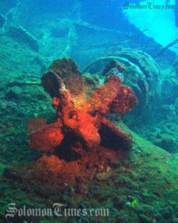 WW2  torpedo