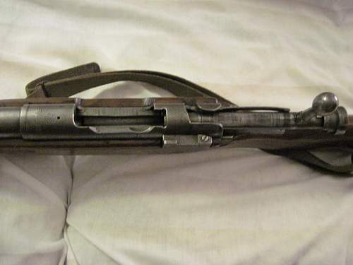 Type-38 and bayonet
