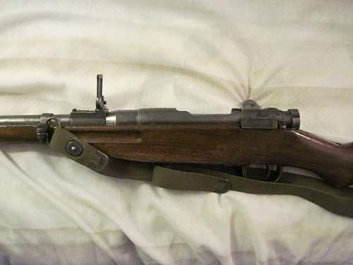 Type-38 and bayonet
