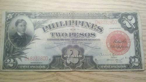 Filipino Occupation Currency