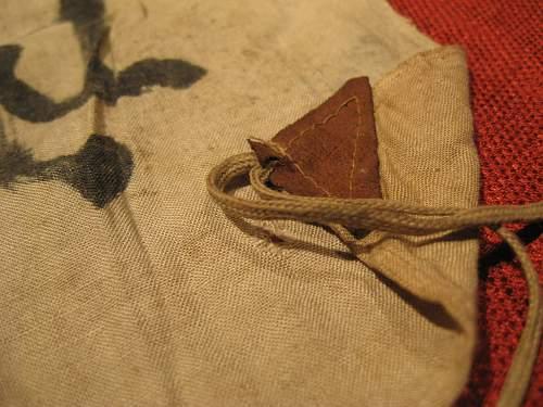 Japanese Flags & Handkerchief ID