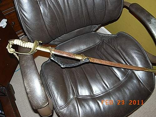 Japanese sword ID