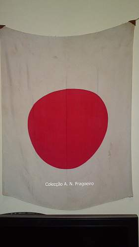 Another Japanese Prayer Flag - Real or Fake?