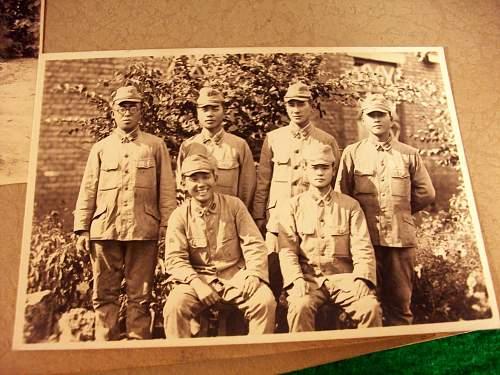 WW2 Japanese soldier photo album. Anyone read Japanese??