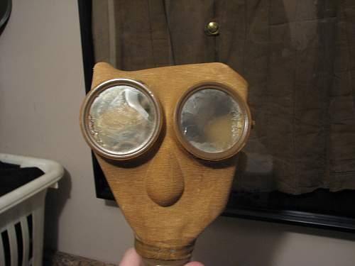 ww2 japanese gas mask