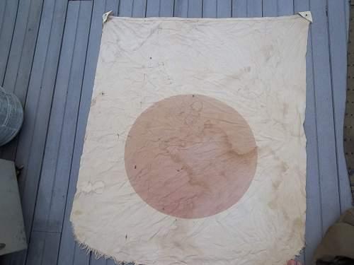 Japanese flag!