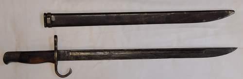 Japanese Type 30 Bayo
