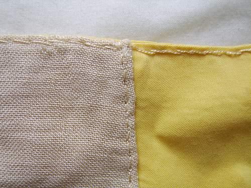 Senninbari ( thousand stitch belt )