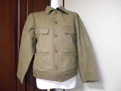 Japanese Combat tunics