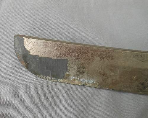 Authentic Japanese Sword?