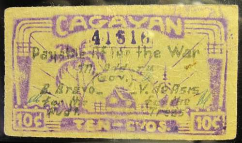 Click image for larger version.  Name:S180 Cagayan 10 centavos 1942.jpg Views:237 Size:183.3 KB ID:350408