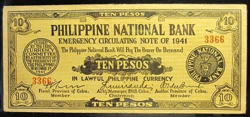 Click image for larger version.  Name:S217A Cebu 10 pesos 1941.jpg Views:183 Size:212.9 KB ID:350421