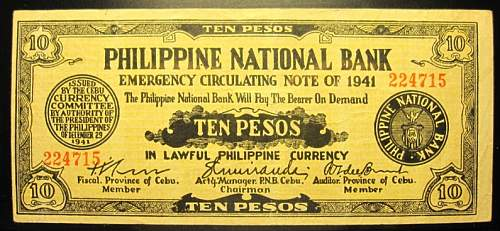 Click image for larger version.  Name:S217B Cebu 10 pesos 1941.jpg Views:155 Size:216.5 KB ID:350422