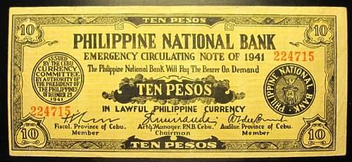 Click image for larger version.  Name:S217B Cebu 10 pesos 1941.jpg Views:220 Size:216.5 KB ID:350422