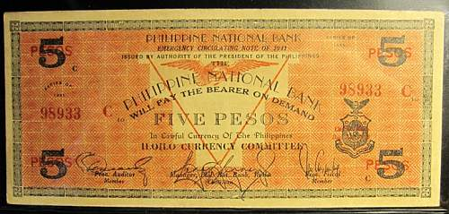 Click image for larger version.  Name:S307 Iloilo 5 pesos 1941.jpg Views:284 Size:226.0 KB ID:350426