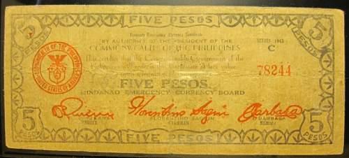 Click image for larger version.  Name:S487D Mindanao 5 pesos 1943.jpg Views:98 Size:151.0 KB ID:350506